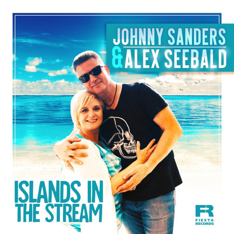 Johnny Sanders & Alex Seebald - Islands In The Stream